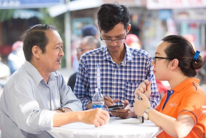 Nguyen Ngoc Thach chia se chuyen gap kho khi mua nha hinh anh 3