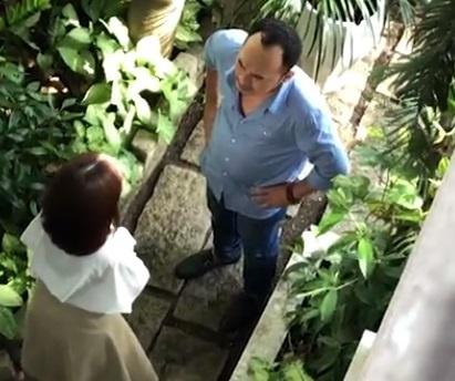 Video - Thu Trang, Tien Luat tranh cai nay lua hinh anh