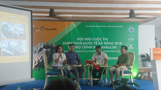 Manulife Marathon thu hut 7.000 nguoi, dong gop 300 trieu quy benh tim hinh anh
