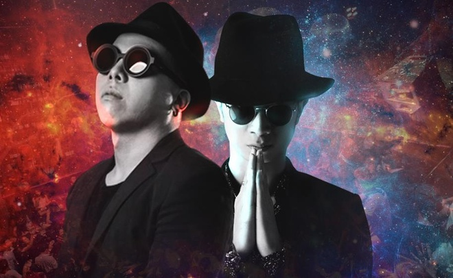 Slim V, Touliver ngoi ghe nong cuoc thi remix hinh anh