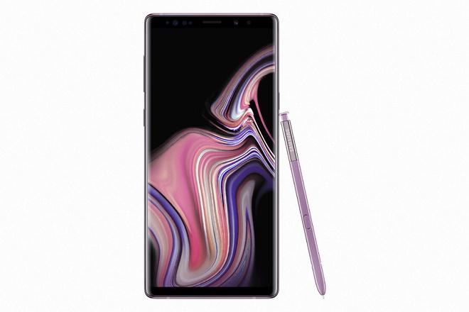 Galaxy Note9 chinh thuc ra mat, gia tu 999 USD hinh anh 1