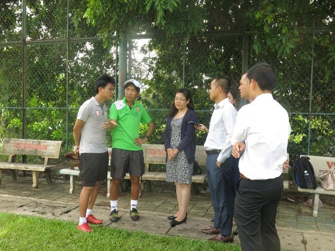 CLB TP.HCM duoc tu van dinh duong trong khuon kho V-League hinh anh 1