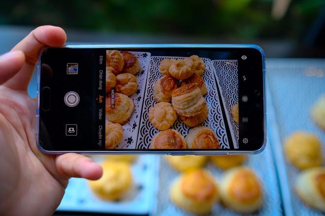 GD Huawei: 'P20 Pro la at chu bai tai Viet Nam' hinh anh