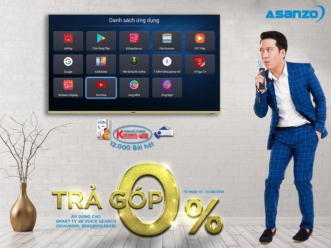 Tinh nang voice search tren smart TV go kho cho nguoi dung cao tuoi hinh anh 2