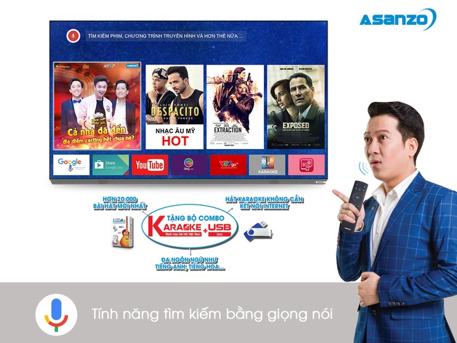 Tinh nang voice search tren smart TV go kho cho nguoi dung cao tuoi hinh anh 3