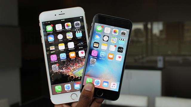 iPhone 6S, 6S Plus - bo doi dien thoai ban chay tai Di dong Viet hinh anh