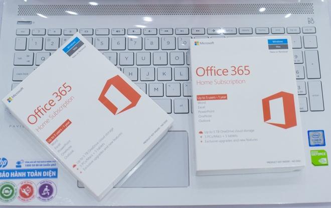 So huu Windows 10 va Office ban quyen khi mua laptop tai FPT Shop hinh anh 2