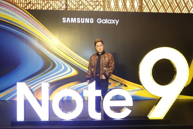 Thanh Hang: 'Galaxy Note9 thong minh va khac biet' hinh anh 9