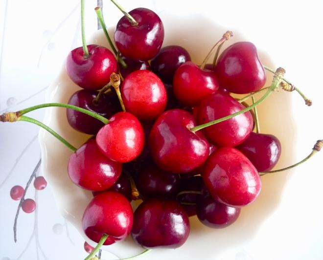 6 thang dau nam, Viet Nam nhap 479.000 kg cherry My hinh anh