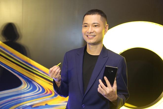 Thanh Hang: 'Galaxy Note9 thong minh va khac biet' hinh anh 5