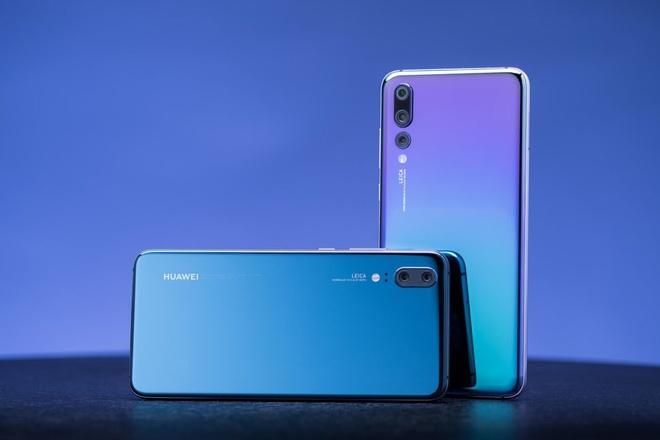 Huawei vuot nhieu 'ong lon', dung thu 2 thi truong smartphone toan cau hinh anh