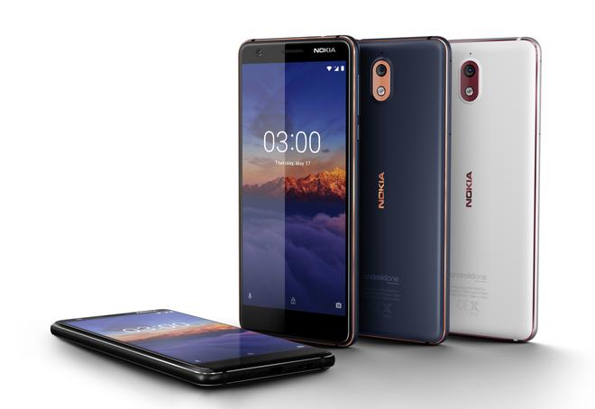 Nokia 3.1: Man hinh lon, gia duoi 4 trieu dong hinh anh 3