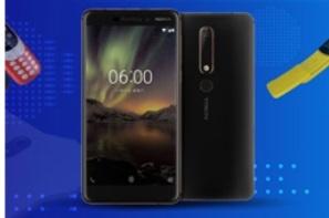 Loat dien thoai Nokia giam gia mua tuu truong tai Nguyen Kim hinh anh