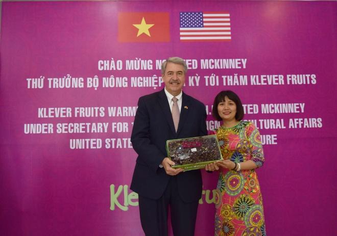 6 thang dau nam, Viet Nam nhap 479.000 kg cherry My hinh anh 2