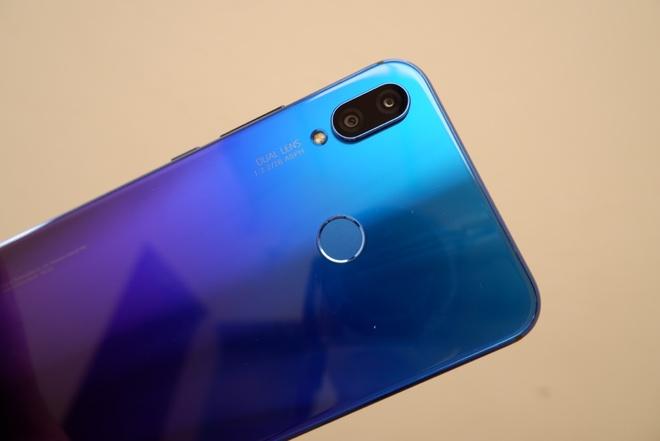 AI duoc ung dung nhu the nao tren camera cua Huawei Nova 3i? hinh anh