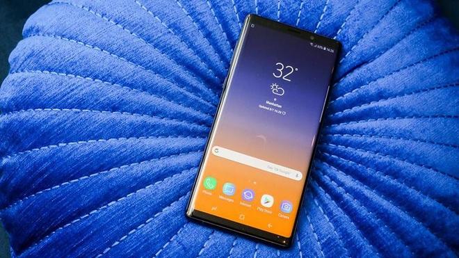 Dat truoc Galaxy Note9, nhan bo qua den 5 trieu tai The Gioi Di Dong hinh anh 1