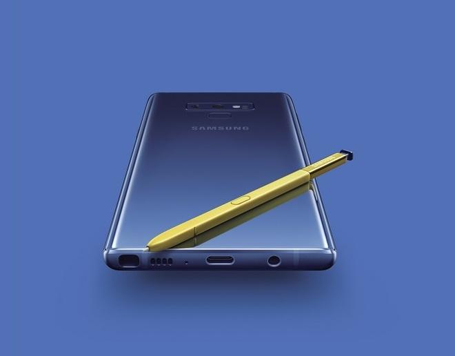 Samsung to chuc hoat dong trai nghiem Note9 cho nguoi dung thu do hinh anh