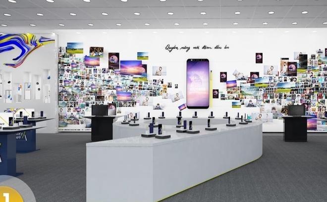Samsung to chuc hoat dong trai nghiem Note9 cho nguoi dung thu do hinh anh 2