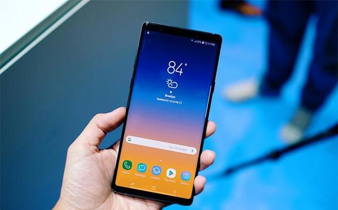 Dat truoc Galaxy Note9, nhan bo qua den 5 trieu tai The Gioi Di Dong hinh anh 2