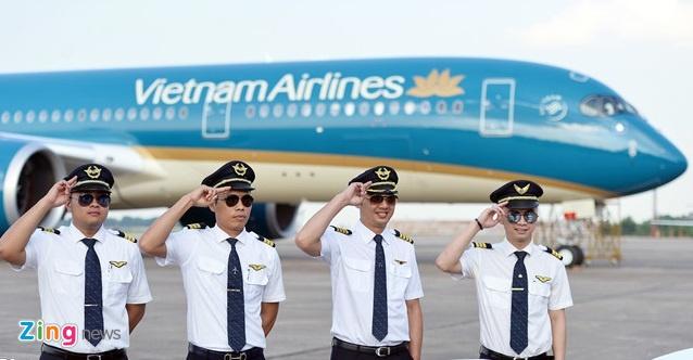 Dao tao phi cong tai VN, Vietnam Airlines tiet kiem duoc bao nhieu? hinh anh