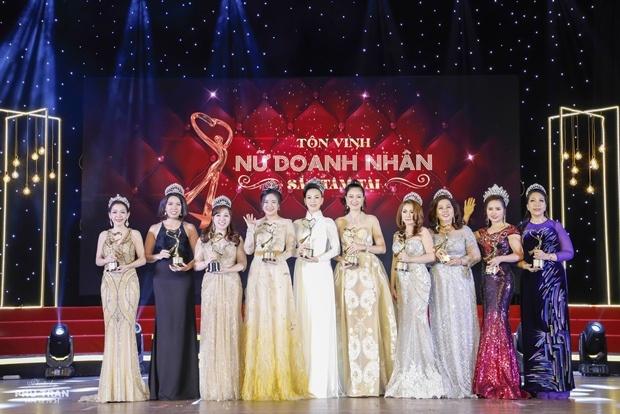 Gan 500 doanh nhan du le ton vinh Nu doanh nhan Sac Tam Tai 2018 hinh anh