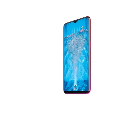 Oppo F9 man hinh giot nuoc, gia duoi 8 trieu dong hinh anh 1
