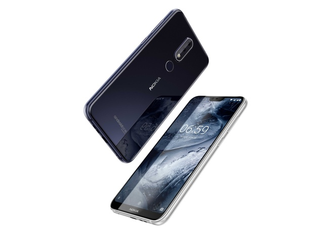 Co hoi du lich Phan Lan khi mua Nokia 6.1 Plus hinh anh 1