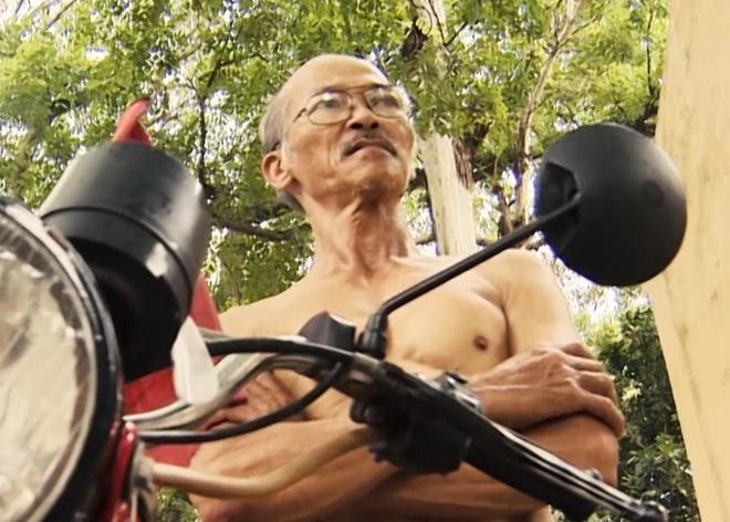 Chien binh 68 tuoi phuot 1.900 km de chinh phuc Sasuke Viet Nam hinh anh