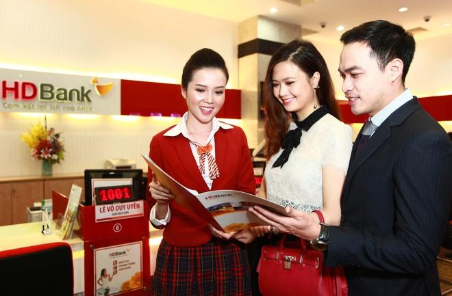 Loi nhuan tang 110%, HDBank vao top 40 thuong hieu gia tri nhat VN hinh anh