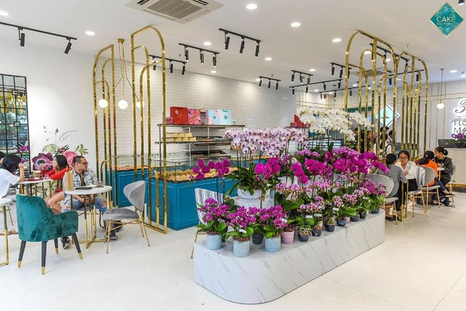38 Flower Market & Tea House anh 3
