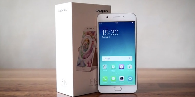 Oppo F9 man hinh giot nuoc, gia duoi 8 trieu dong hinh anh 3