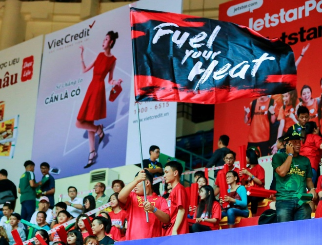 Saigon Heat va ngon lua dong hanh khong bao gio tat tai VBA 2018 hinh anh 4