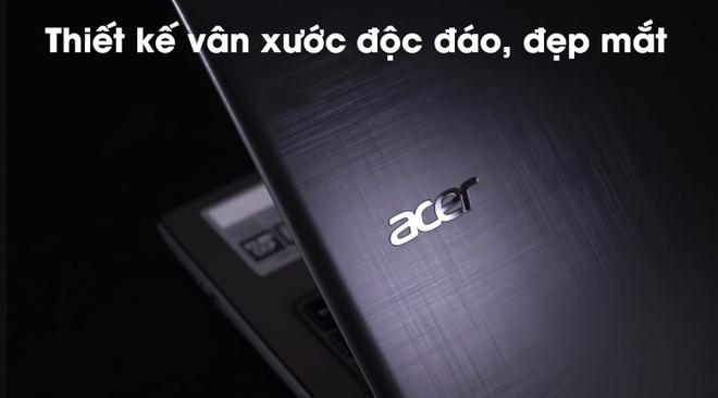 Video - Acer Aspire E5 476 50SZ trang bi cong nghe Intel Optane: hinh anh