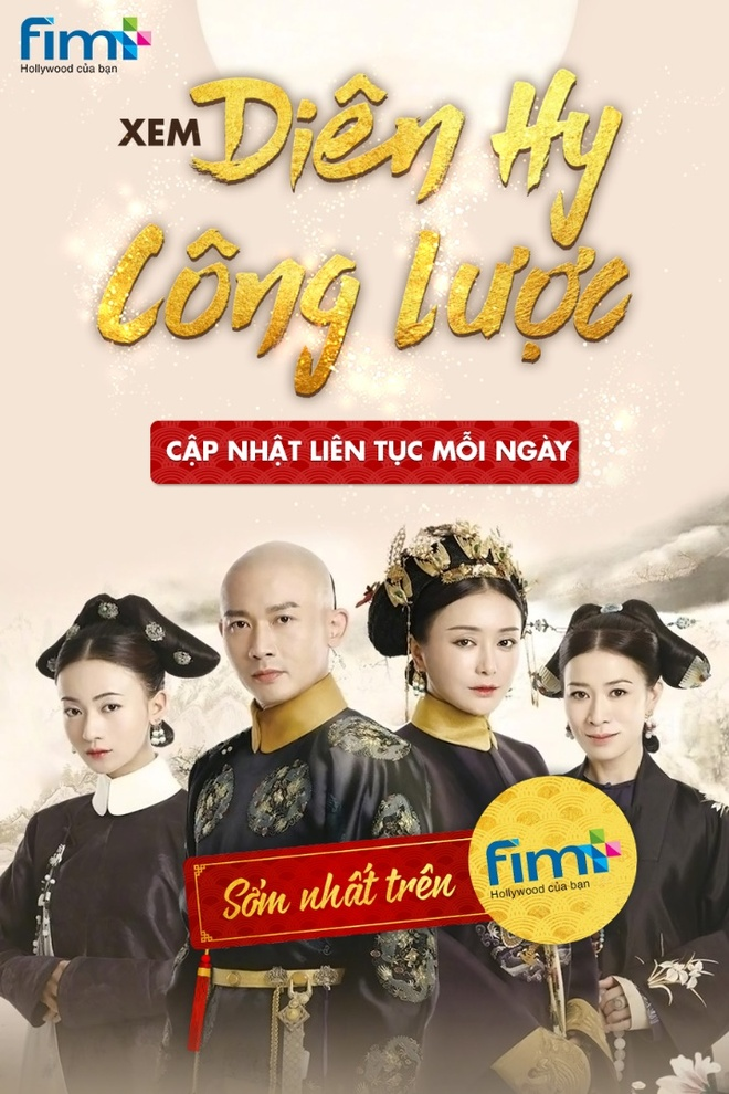 FIM+ so huu ban quyen phat song online 'Dien hy cong luoc' hinh anh 1