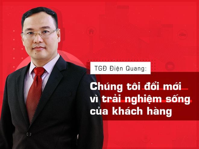 TGD Dien Quang: 'Chung toi doi moi vi trai nghiem song cua khach hang' hinh anh