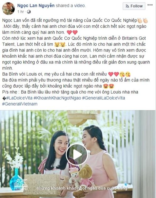 Quoc Co, Quoc Nghiep: 'Hanh phuc nhat la nghe tieng cuoi cua con' hinh anh 2
