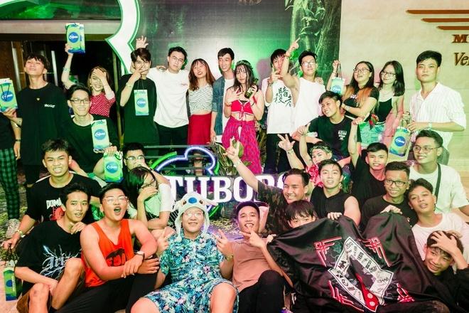 Tuborg Republic of Fun mang dai tiec rung xanh do bo Da Nang hinh anh 1