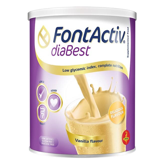Sua Fontactiv Diabest - giai phap cho nguoi benh tieu duong hinh anh 2