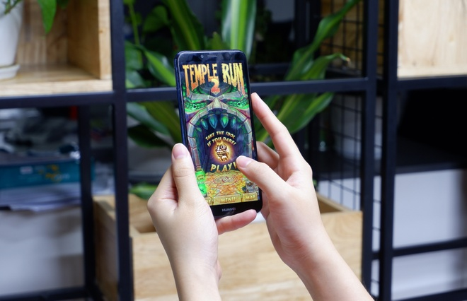 Thu pin Huawei Y6 Prime - 14 tieng chay da nhiem hinh anh 2