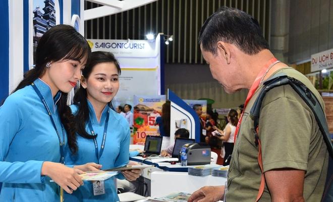 San ve may bay Vietnam Airlines duoi 300.000 dong tai hoi cho ITE hinh anh