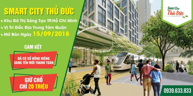 Smart City Thu Duc anh 1