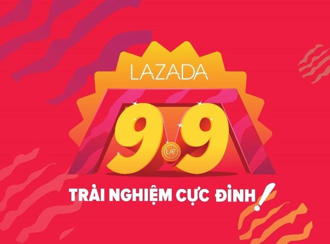 Mua hang chat luong voi uu dai 'vang' den 50% tai LazMall hinh anh 1