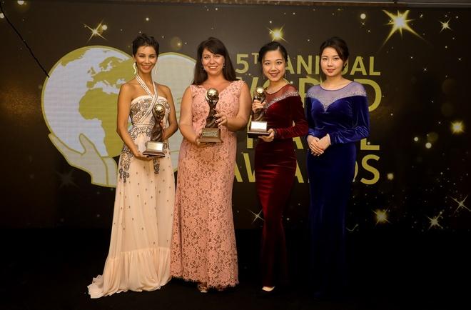 InterContinental Danang Sun Peninsula Resort nhan giai danh gia hinh anh 1