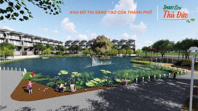 Dong Hung Group chinh thuc mo ban Smart City Thu Duc hinh anh 1