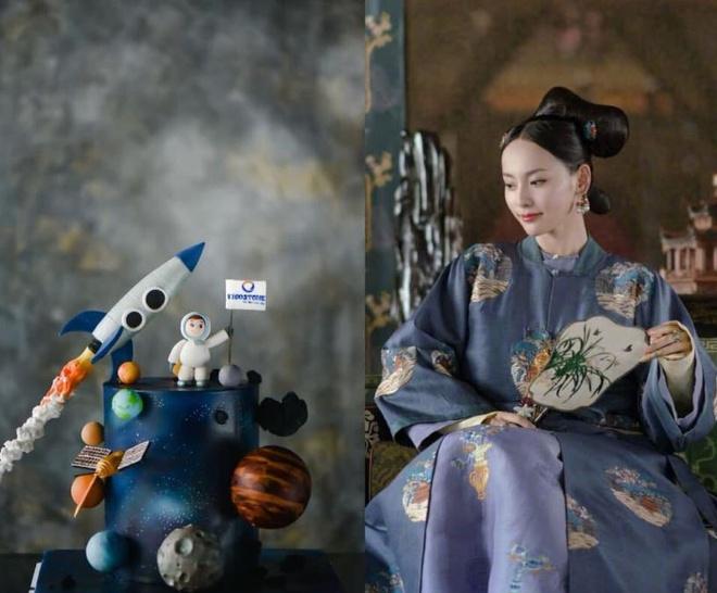 Fan tao banh sinh nhat bat trend tu phim 'Dien Hi cong luoc' hinh anh 4