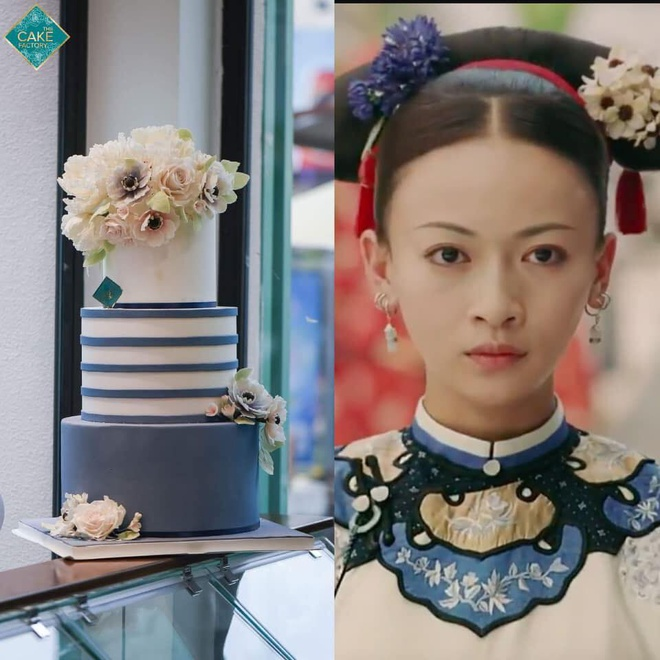 Fan tao banh sinh nhat bat trend tu phim 'Dien Hi cong luoc' hinh anh 3