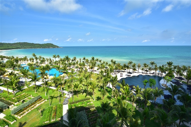 Trai nghiem ky nghi da tien ich tai JW Marriott Phu Quoc Emerald Bay hinh anh