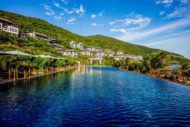 Resort Viet nhan giai than thien voi thien nhien nhat chau A hinh anh