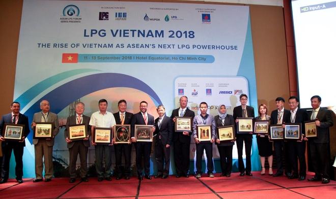 PV Gas dong hanh to chuc dien dan LPG ASEAN - Viet Nam 2018 hinh anh