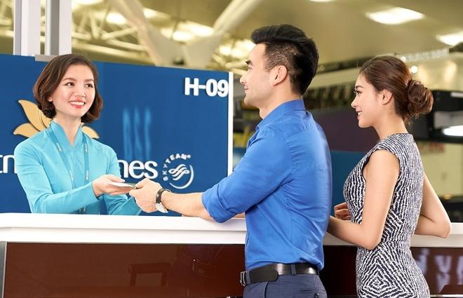 Vietnam Airlines mo duong bay Da Nang - Osaka hinh anh